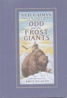 Odd and The Frost Giants cover