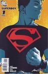 Superboy #1 cover