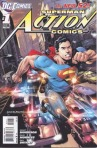 cover to Action Comics #1
