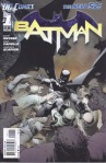 cover to Batman #1