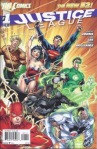 cover to Justice League #1