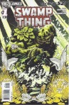 cover to Swamp Thing #1