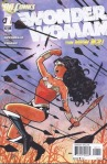 cover to Wonder Woman  #1
