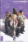 Morning Glories issue #1 cover