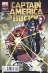 cover to Captain America & Bucky #621