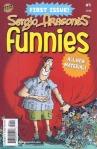 cover to Sergio Aragonés' Funnies #1