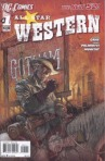 cover to All Star Western #1