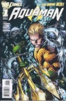 cover to Aquaman #1