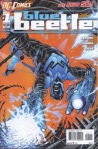 cover to Blue Beetle #1