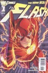 cover to The Flash #1