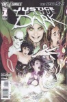 cover to Justice League Dark #1