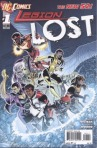 cover to Legion Lost #1