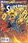 cover to Superman #1