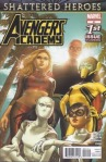 cover to Avengers Academy #21
