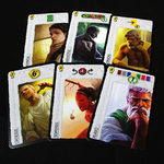 Some examples of Leader cards