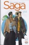 cover to Saga #1