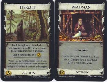 Hermit and Madman