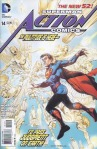 cover to Action Comics #14