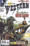 cover to All Star Western #12