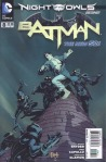 Cover to Batman #8