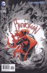cover to Batwoman #10