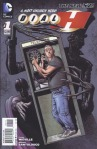 cover to Dial H #1