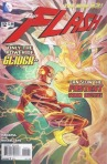 cover to The Flash #12