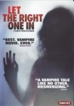 Let the Right One In DVD cover