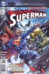 cover to Superman #7