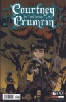 cover to Courtney Crumrin #1