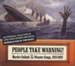 People Take Warning! cover