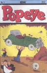 cover to Popeye #1