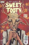cover to Sweet Tooth #40