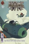 cover to Atomic Robo: The Flying She-Devils of the Pacific #1