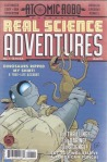 cover to Atomic Robo: Real Science Adventures #1