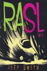cover to RASL #1