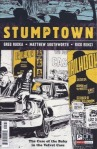cover to Stumptown: The Case of the Baby in the Velvet Case #1