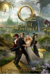 Oz the Great and Powerful promo poster