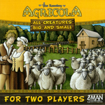 Agricola: All Creatures Big and Small box