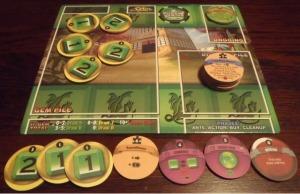Puzzle Strike play