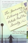 The Guernsey Literary and Potato Peel Pie Society cover