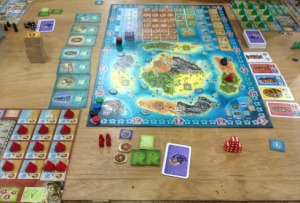 Bora Bora play