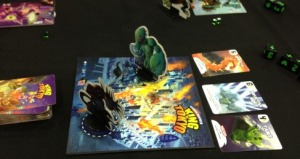 King of Tokyo play