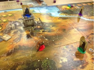 Legends of Andor play