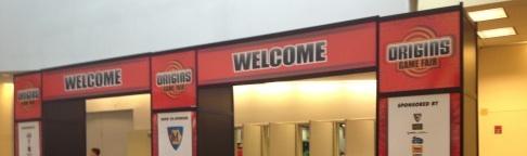 Origins Welcome