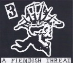 A Fiendish Threat cover