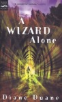 A Wizard Alone cover