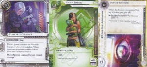 Netrunner: Genesis Cycle Cards