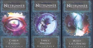 The first three Genesis Cycle packs